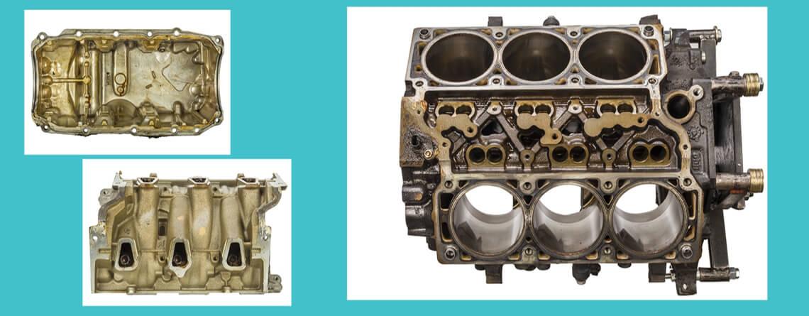 Automotive Parts Product Photography